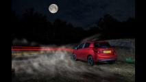 Halloween, Toyota Yaris a caccia di fantasmi