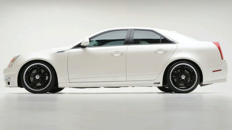 Cadillac CTS by D3 Research & Design