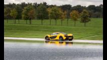 McLaren P1. Il primo esemplare