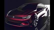Salão de Pequim: novo Jetta 2015 é antecipado pelo New Midsize Coupe