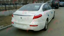 Renault Safrane deve ser lançado na China em 2012