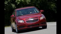 Chevrolet convoca mais de 470 mil unidades do Cruze para recall na América do Norte