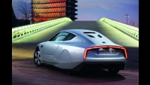Volkswagen confirma versão de produção do super-eficiente XL1 com consumo médio de 111 km/l