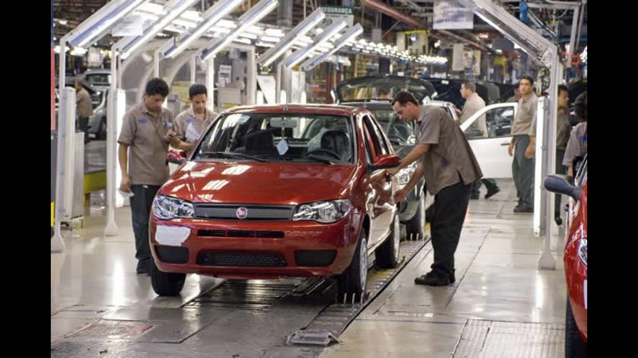 Fiat anuncia contratação de 600 funcionários para ampliar produção