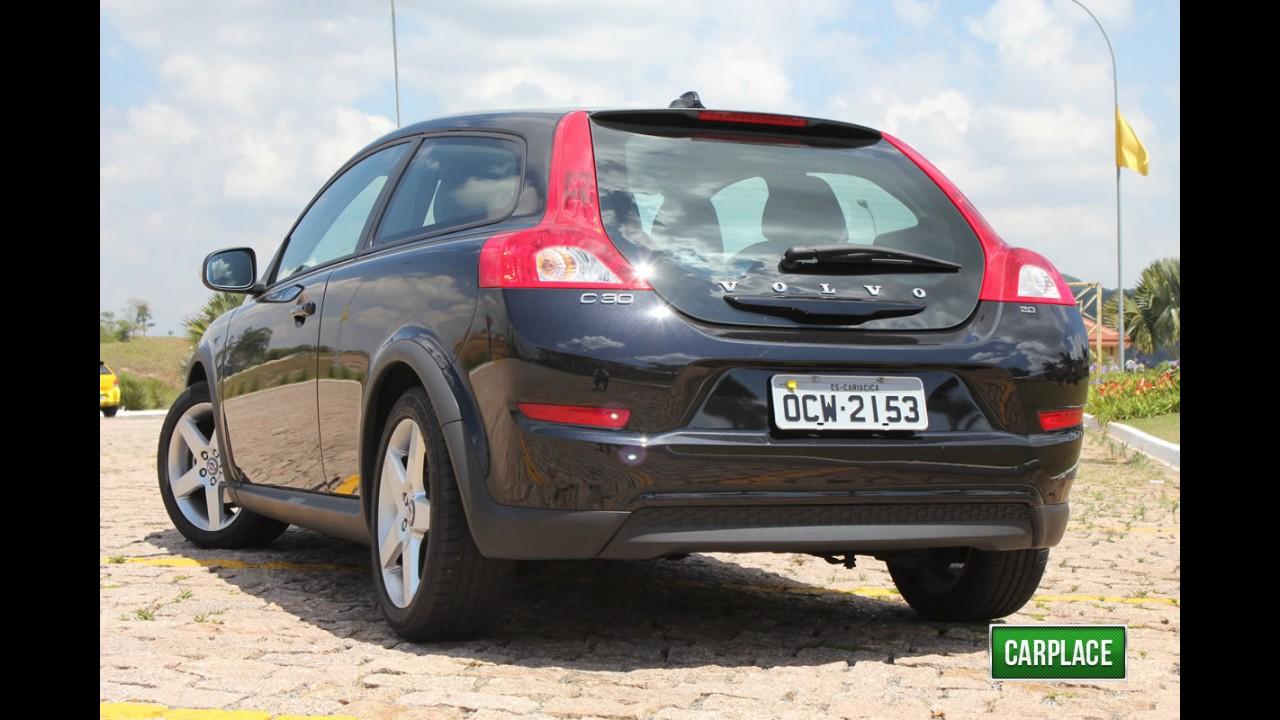 Garagem CARPLACE: Rodando 500 km com o C30 2.0 2011