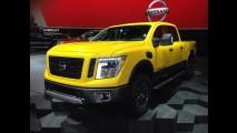 Salão de Detroit: Nissan Titan XD muda radicalmente para entrar na briga de titãs