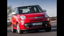 Fiat paralisa produção do 500L na Europa por conta das baixas vendas