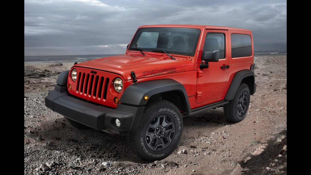 Chrysler chama 630 mil veículos da Jeep para recall global