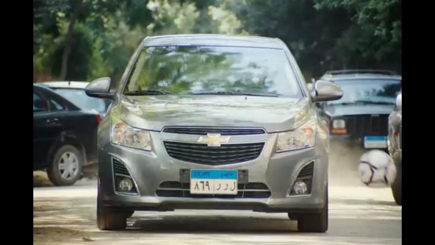 GM suspende operações no Egito por onda de violência