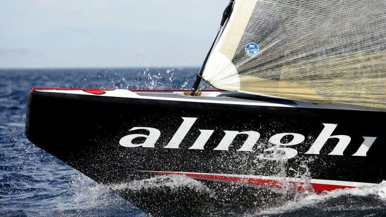 R-Class & Americas Cup Yacht Alinghi