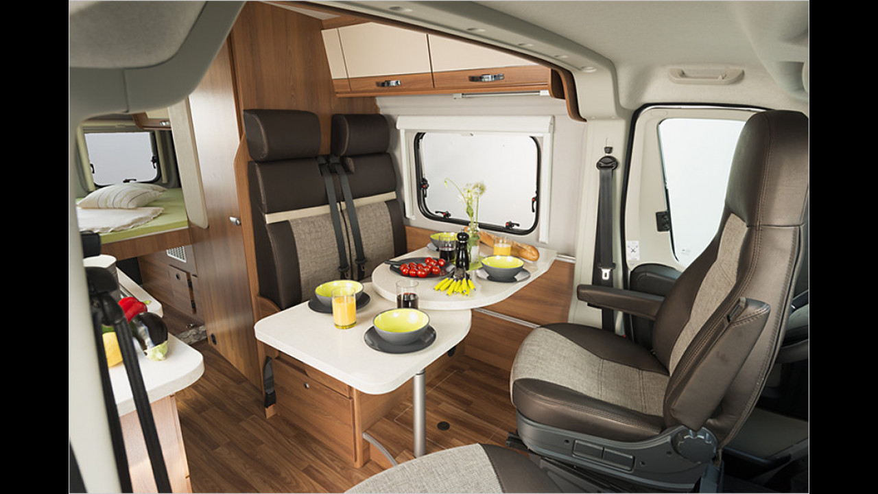 InterCaravaning Van Tourer