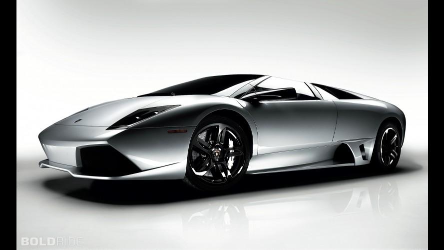 Lamborghini Murcielago LP650-4 Roadster