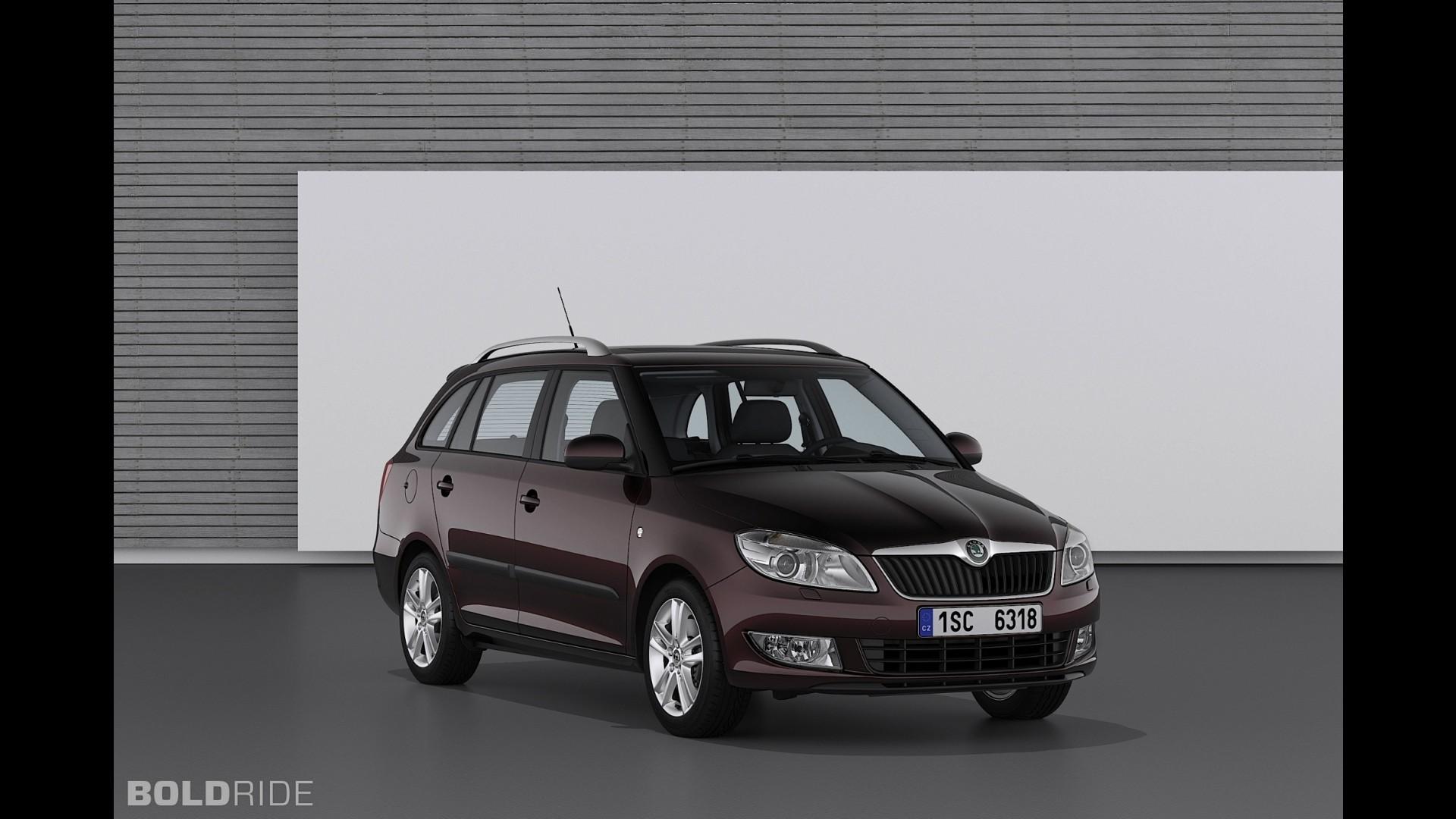 New SKODA Fabia 1.0 Mpi Colour Edition 5Dr Petrol Hatchback for ...