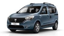 Dacia Dokker passenger van 17.05.2012