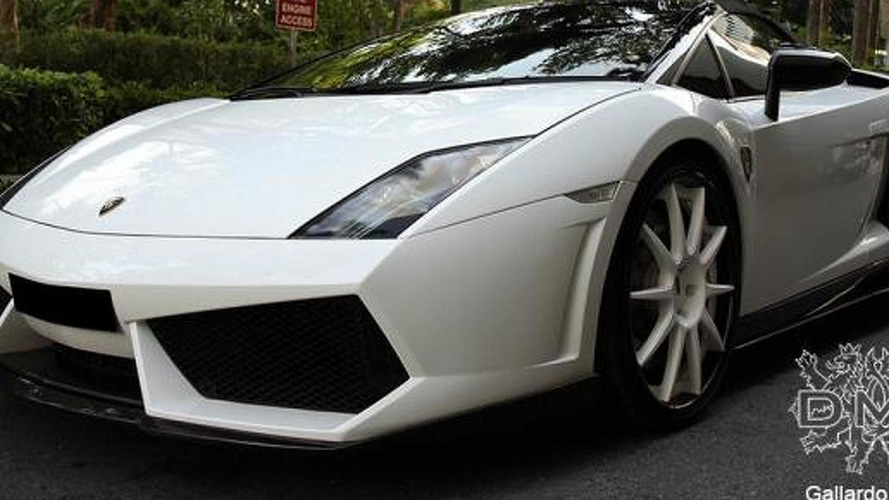 DMC Toro announced - based on the Lamborghini Gallardo