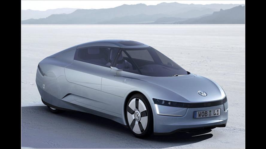 Volkswagen L1: Ein-Liter-Auto, Version 2.0