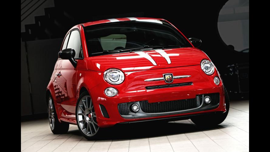 Romeo Ferraris porta in America l'Abarth 695