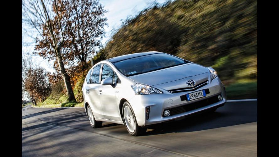Toyota Prius+ 1.8 HSD Lounge
