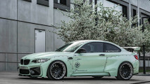 Z-Performance verkrasst den BMW M2