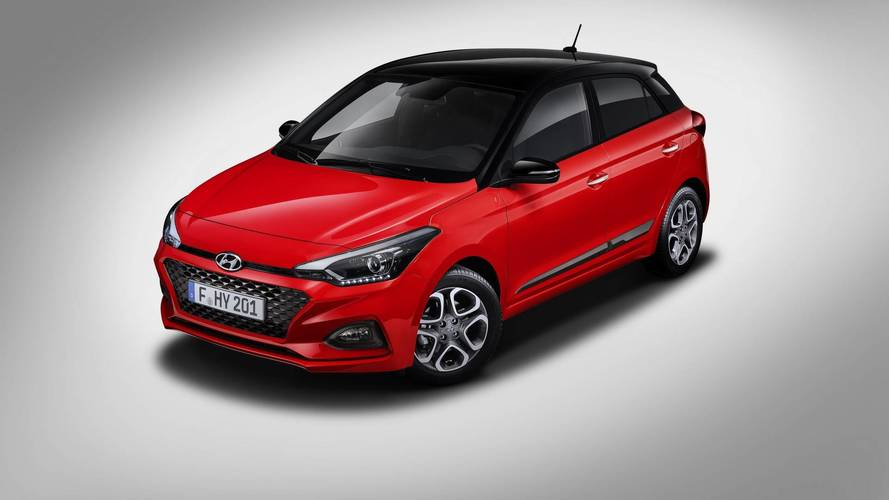 Hyundai développe la gamme de sa i20