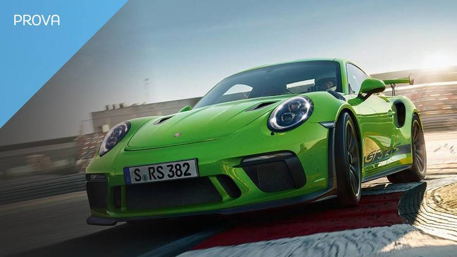 Porsche 911 GT3 RS, aumento di potenziale