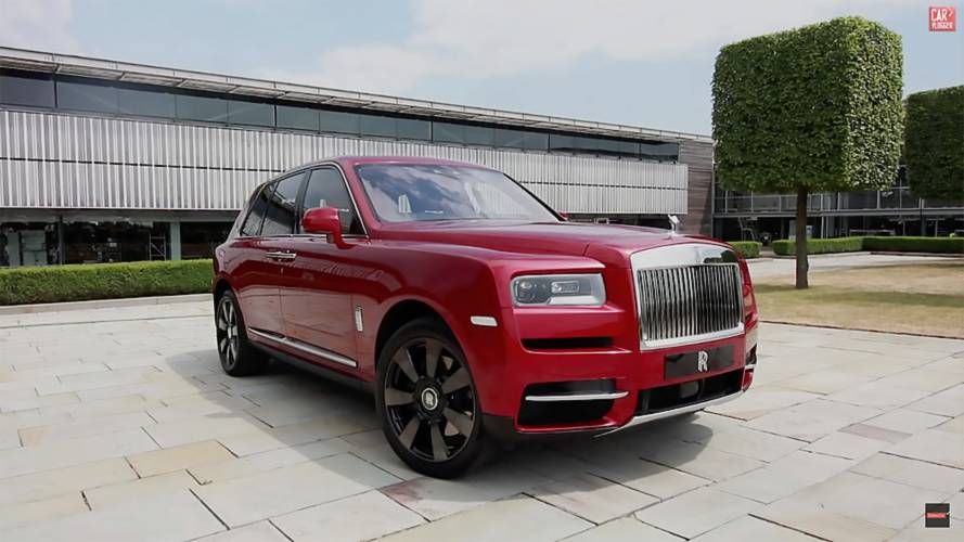 Spend 30 Minutes With A Pair of Rolls-Royce Cullinans