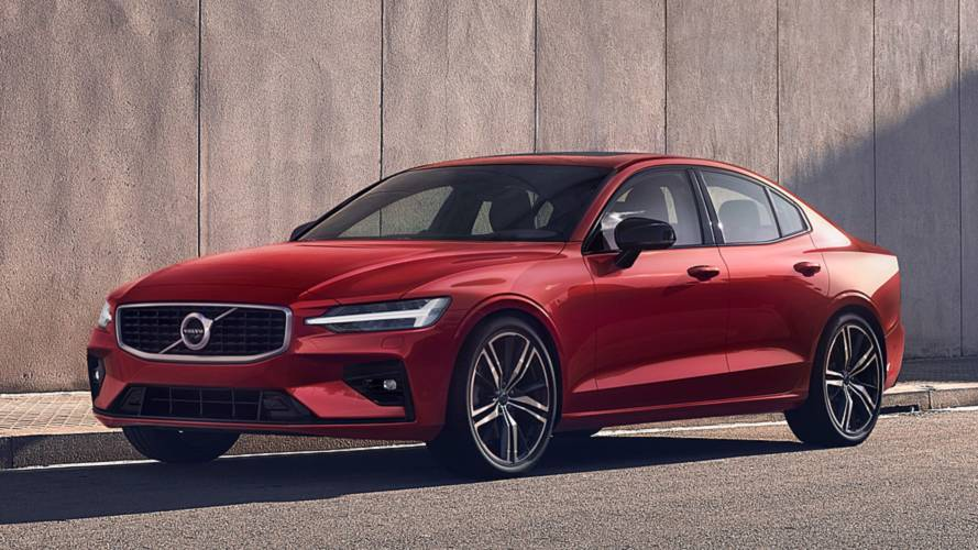 Most Expensive Volvo S60 Costs $63,990