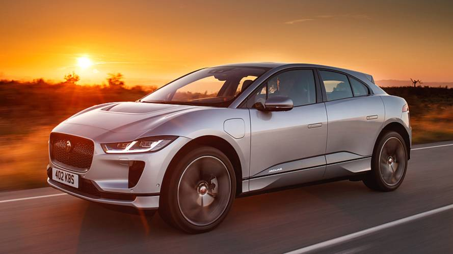 2019 Jaguar I-Pace: First Drive