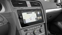 VW e-Golf Touch concept