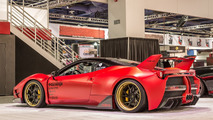 Ferrari 458 by Misha Designs