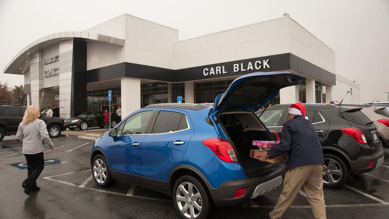 GMC Buick Dealership