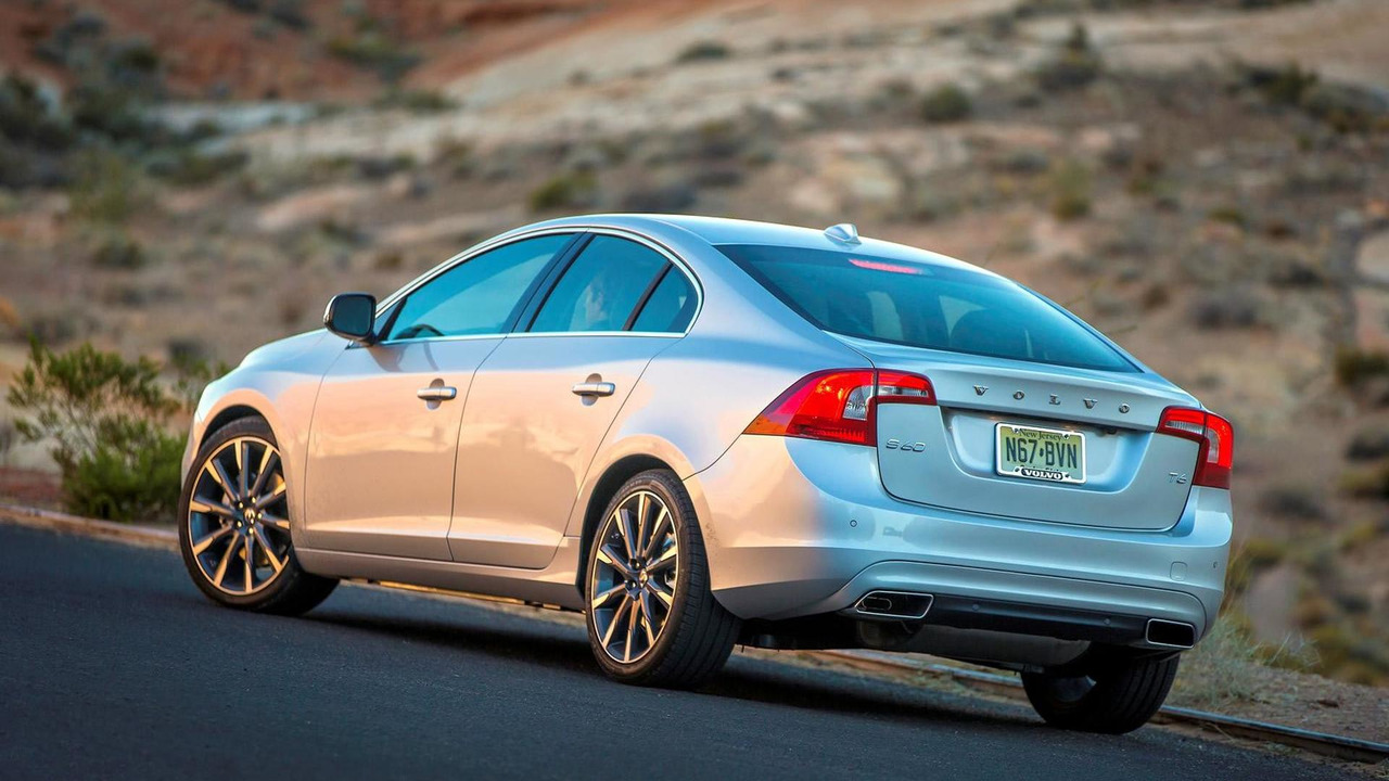 2015 Volvo S60 (US-spec)