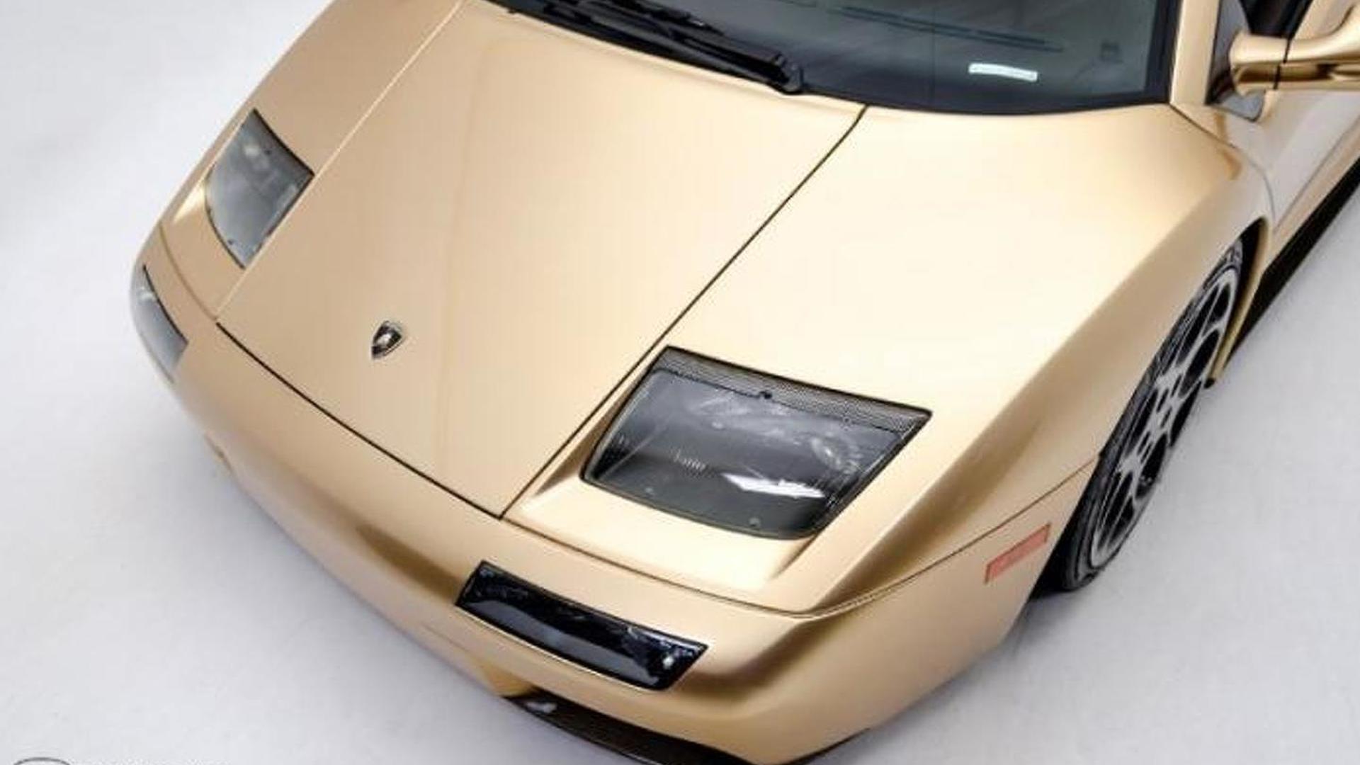 Фары Lamborghini Diablo 6.0 SE