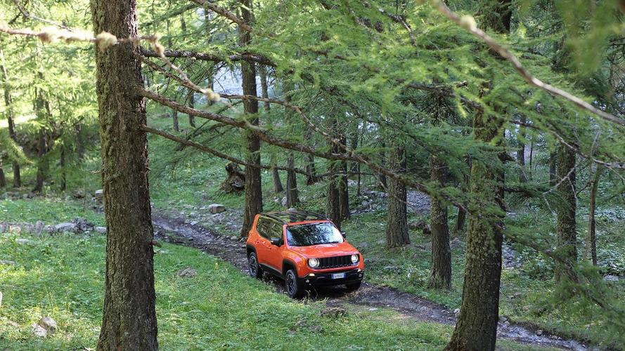 Le Baby Jeep sur une plateforme de Fiat Panda ?