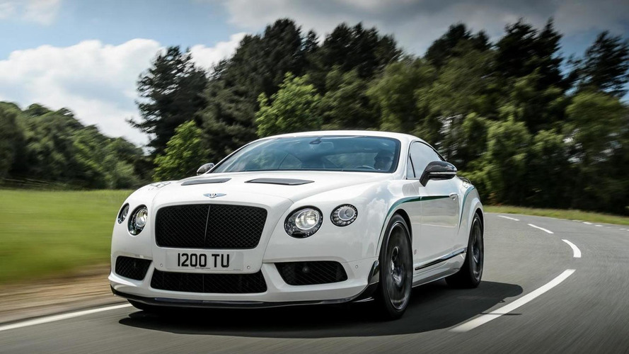 Bentley designer hints a more extreme Continental GT3-R