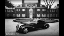 Ugur Sahin Design Rolls-Royce Jonckheere Aerodynamic Coupe II