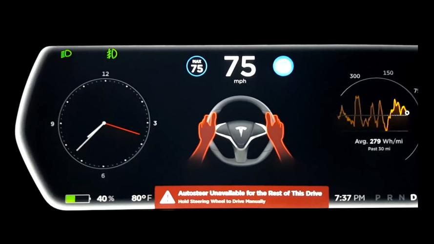 Tesla's Enhanced Autopilot coming in