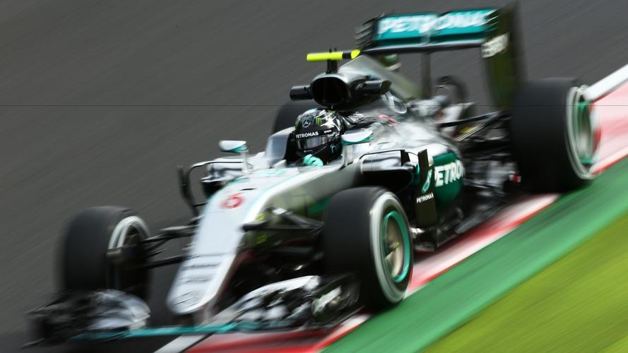 Formule 1 - Rosberg vainqueur au Japon, Mercedes champion