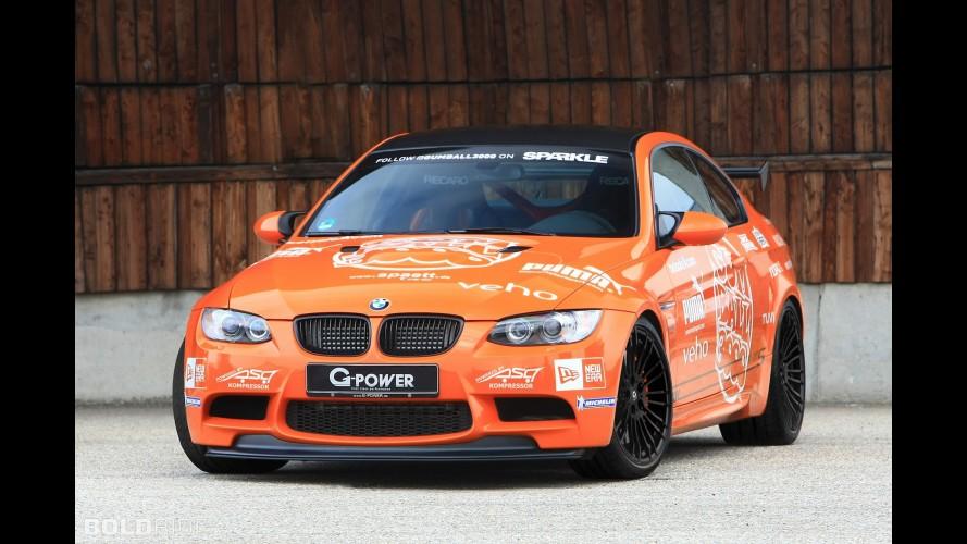 G-Power BMW M3 GTS SK II TU