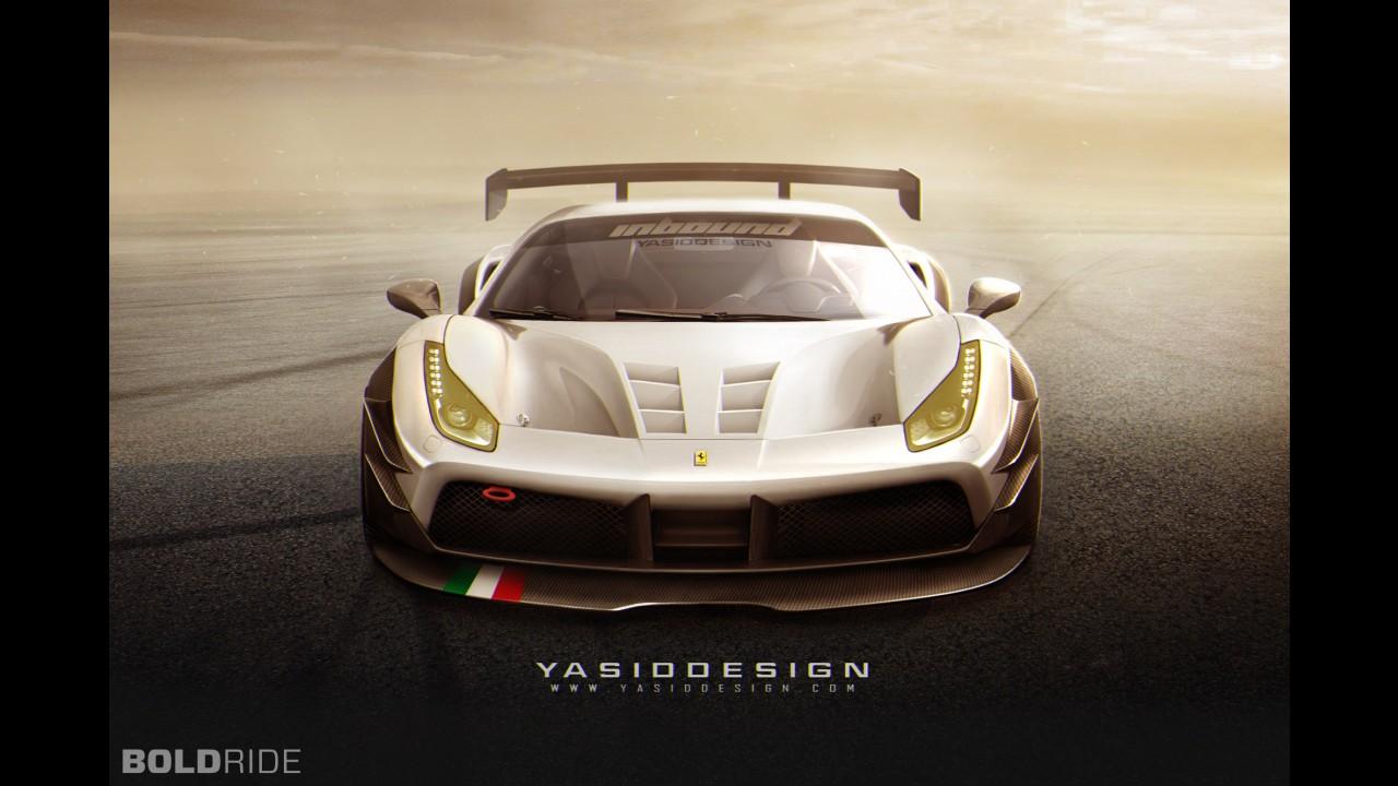 Ferrari 488XX by Yasid Oozeear