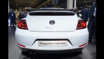 Volkswagen Maggiolino Cabriolet al Motor Show