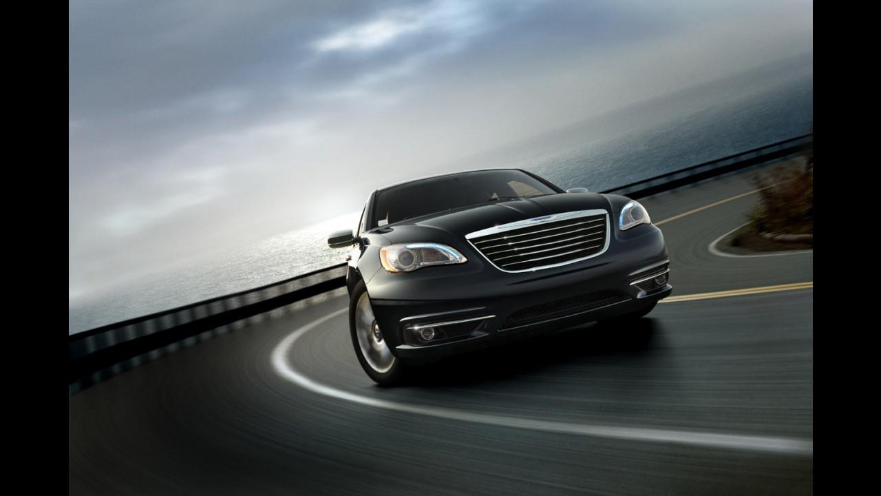 Nuova Chrysler 200
