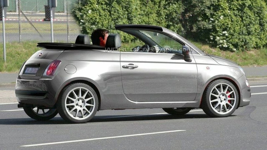 Fiat Styling Director Confirms Convertible Version of 500