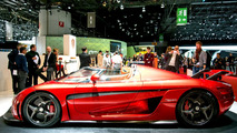 Koenigsegg Regera debut in Geneva