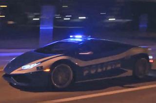 Watch a Lamborghini Huracan Police Car Chase a Superleggera