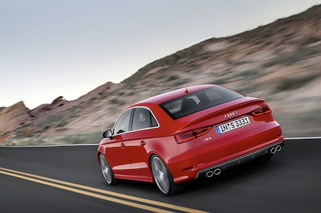 Audi Unleashes Fresh New S3 Sedan