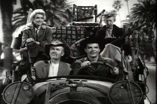 The Beverly Hillbillies Family Truck