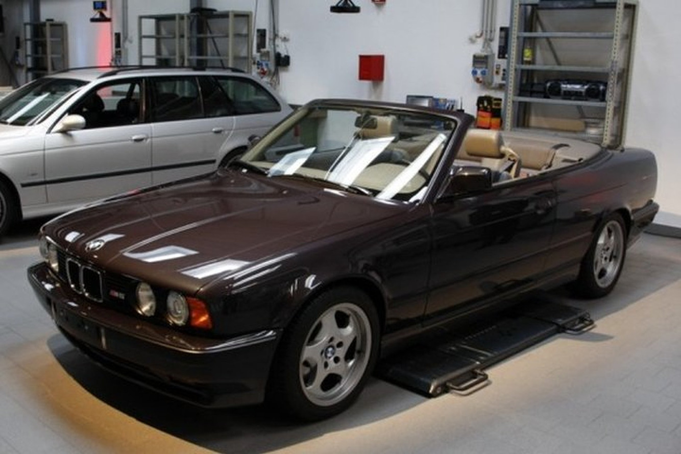 Meet the BMW M5 Convertible that Never Was