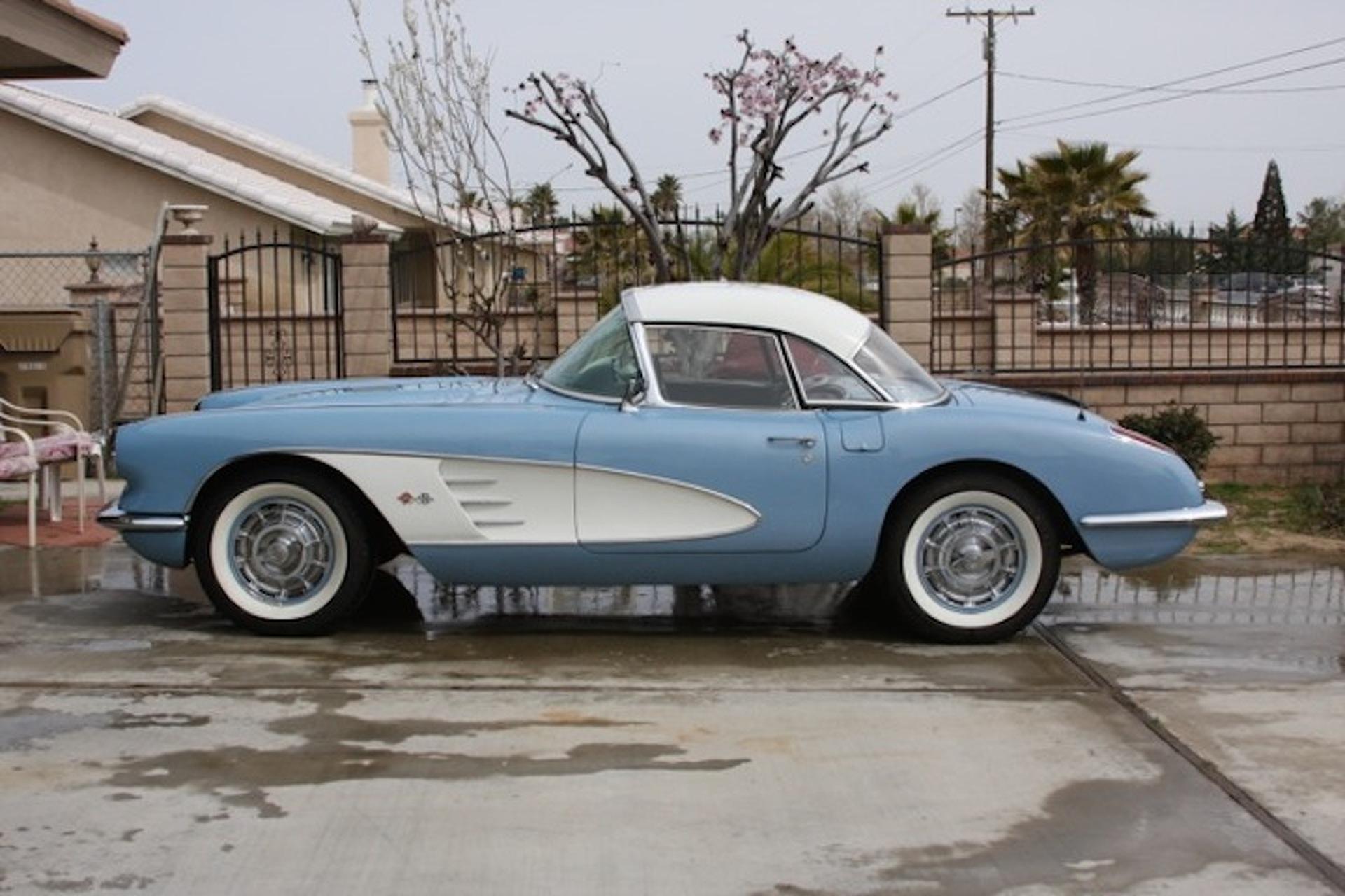 Your Ride: 1960 Chevrolet Corvette Roadster