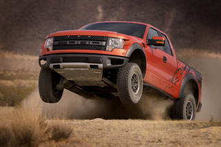 Muscle Pickups: Six Quick Trucks that Can Haul